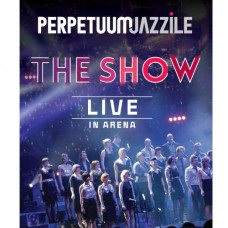 THE SHOW, LIVE IN ARENA (DVD) - autographed!